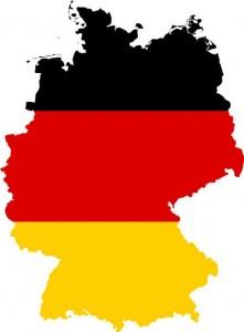 Mapa de Alemania, Estudiar en Alemania YA!